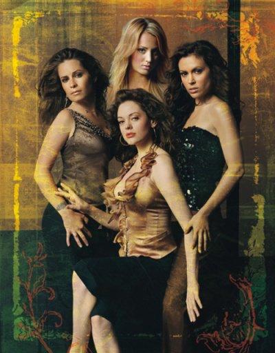 la serie Charmed