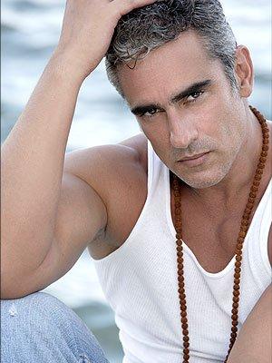 l'acteur Miguel Varoni