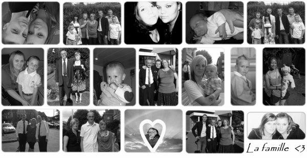 &La famille :)