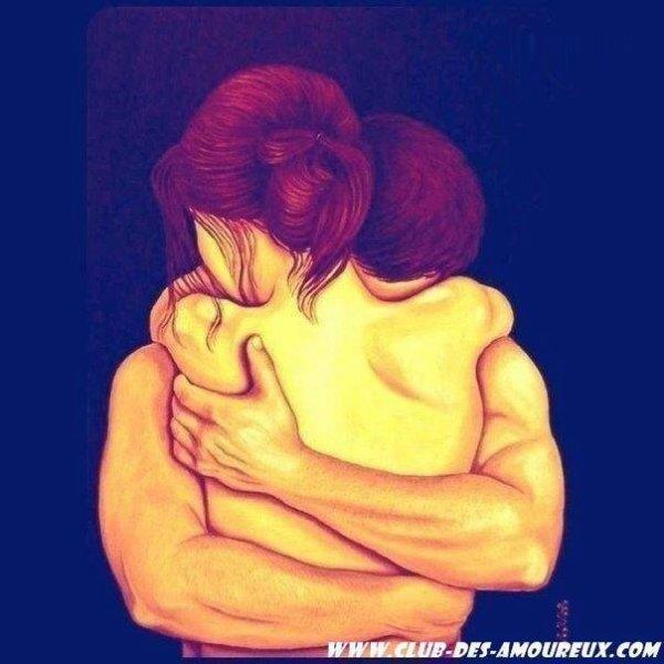 Le plus belle endroit qui existe ?! Dans tes bras ! ❤️