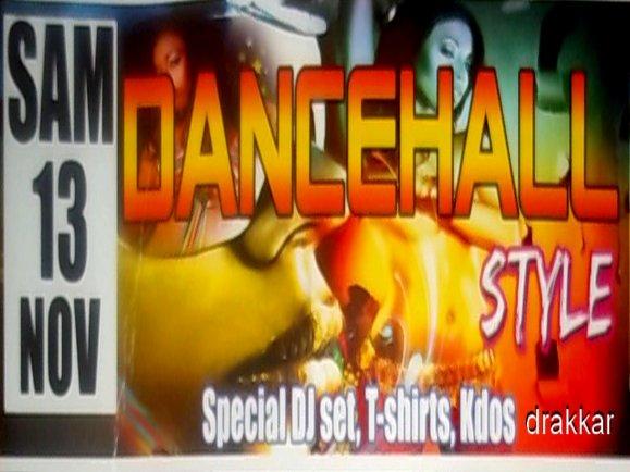 soirée dancehall