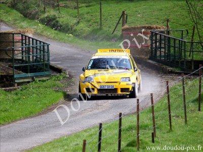 Rallye de Vervins - VERVINS (02) - 2010