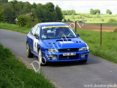 Rallye des Ardennes - CHARLEVILLE-MEZIERES (08) - 2009