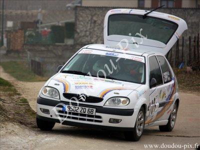 Rallye des Vins de Champagne - EPERNAY (51) - 2009