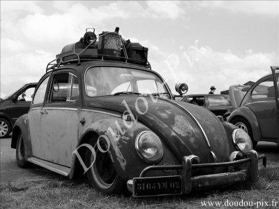 VW days 10 years - Rassemblement VolksWagen - CLASTRES (02) - 2009
