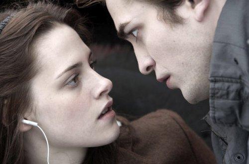 Bella & Edward son trop mignon.