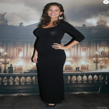 Lucie Lucas enceinte
