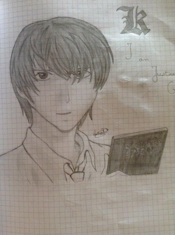 Light Yagami :3