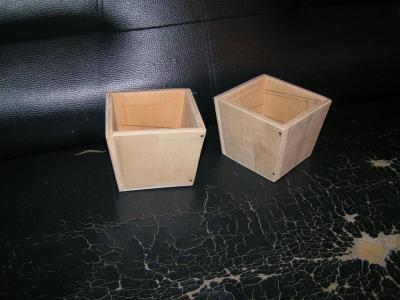 pot de fleurs petite fabrication personnelle en bois de. Black Bedroom Furniture Sets. Home Design Ideas
