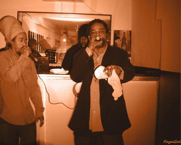 Concert King Kalabash & Baron Black