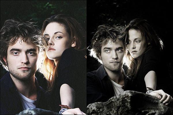 2008 : Photoshoot de Kristen Stewart et Robert pattinson pour Vanity Fair Italy par Fabrice Dall'Anese ! • Déjà 11 ans que c'est photos son paru, 11 ans que les photos on était prise quel retour en arrière pour les fan de la saga Twilight  !