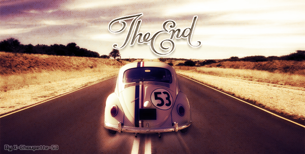 ✿ The End ✿