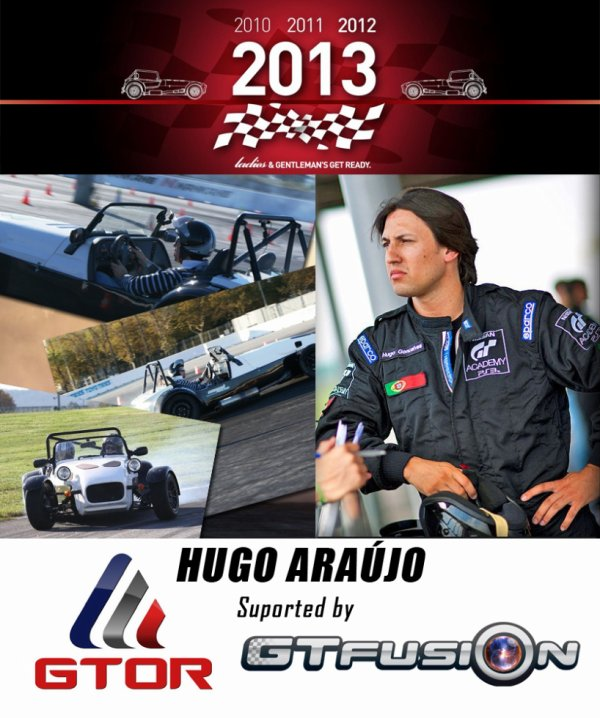 Hugo Araujo Supported by GTfusion