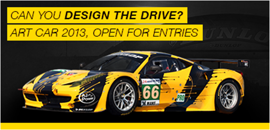 Dunlop Design the Drive