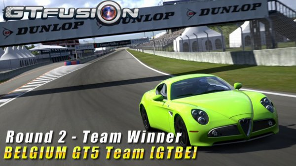 GTfusion Round 2 2013