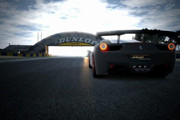 GTfusion Screenshot Contest Thrusmaster Dunlop