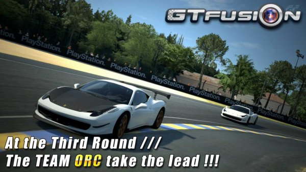 GTfusion 2013 Round 3