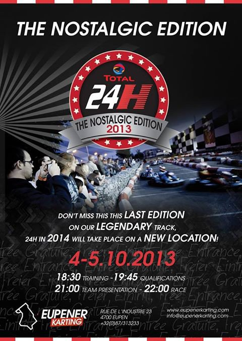 24 H of Eupener Karting