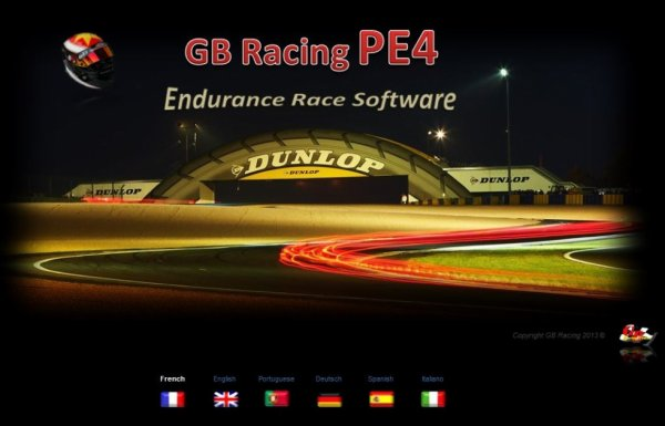 Team GTfusion will use GB_Racing_PE4 for 24H of Eupener Karting