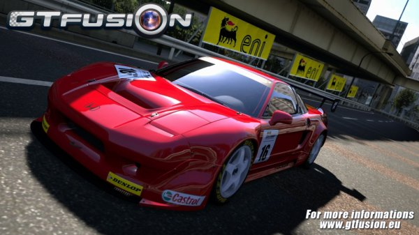 GTfusion Round 4 Tokyo Game Show Race