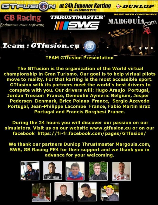 Team GTfusion.eu United Nations of Gran Turismo
