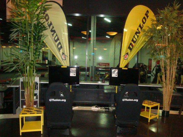 GTfusion Simulators are waiting you in Eupener Karting