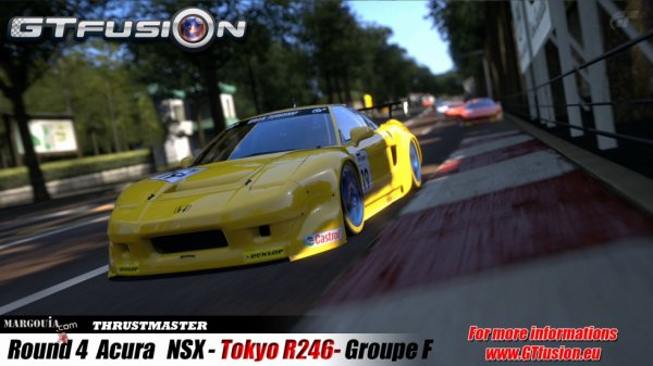 GTfusion Game One TV