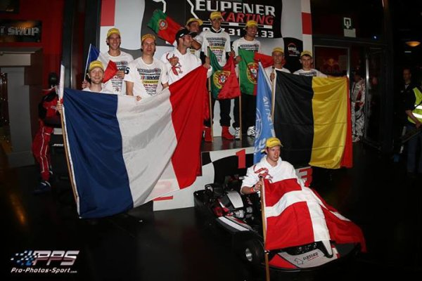 Team GTfusion.eu #6 Pictures at 24H Eupener Karting