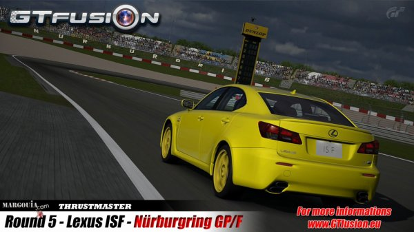 GTfusion Round 5 2013 World Championship