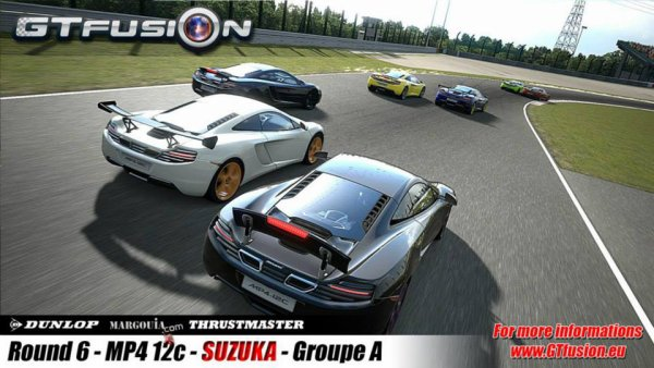 World Championship Gran Turismo Round 6 GTfusion