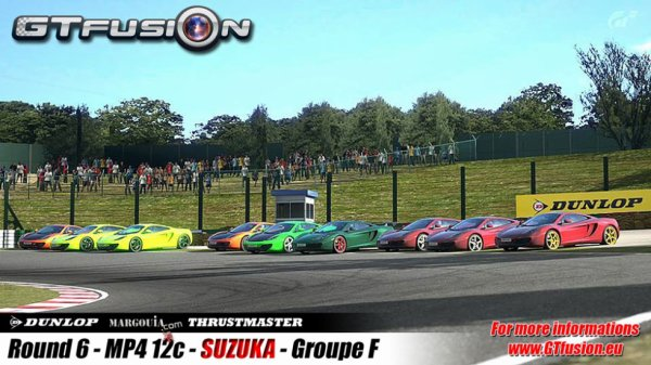 GTfusion Grand Final Picture of Group F