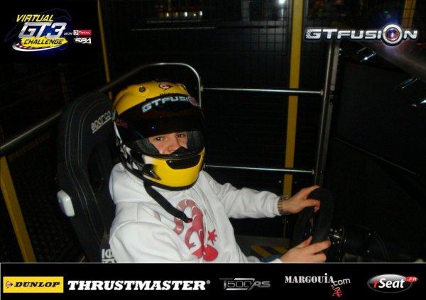 Virtual GT3 Challenge
