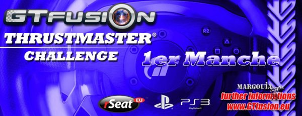 Thrustmaster Challenge Manche 1
