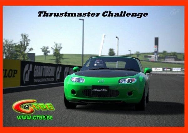 Gran Turismo Belgium at Thrustmaster Challenge 2014