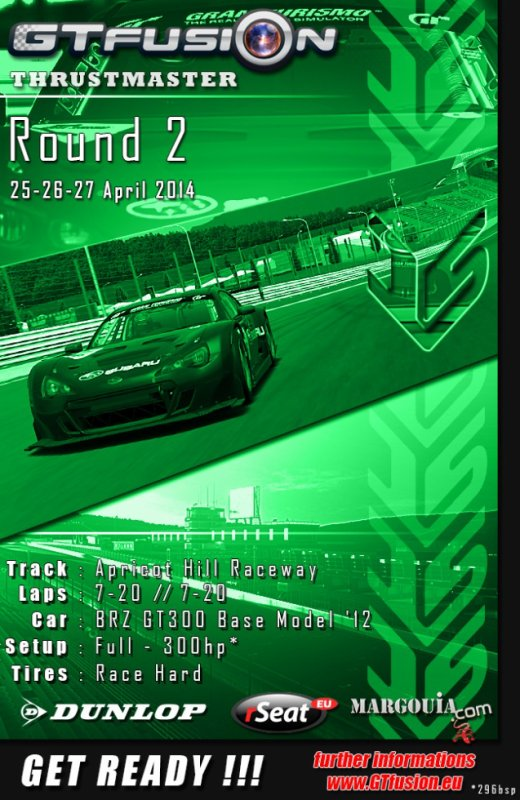 GTfusion Round 2 2014