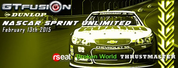 GTfusion Special Event Nascar Sprint Unlimited
