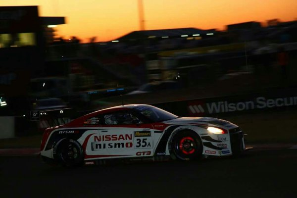 GT Academy drivers win the 12 h of Bathurst