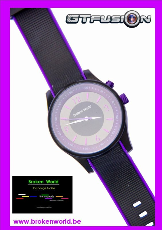 Daytona 500 Broken World Watch