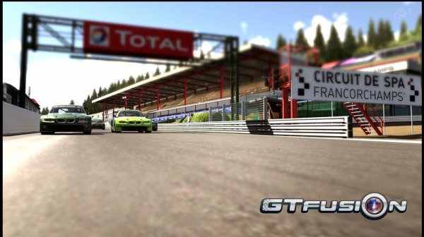 GTfusion-Gran Turismo World Championship Online- Round 2 2015