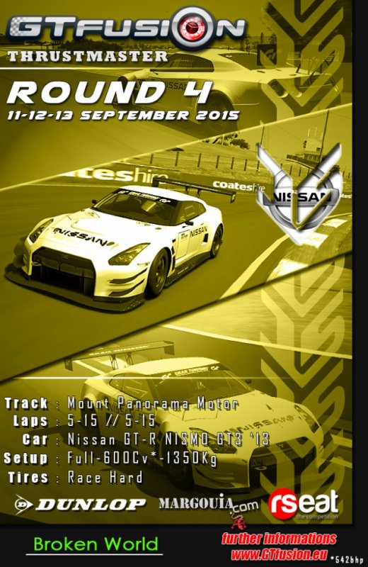 GTfusion Round 4 2015