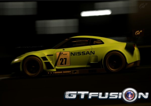 GTfusion The Gran Turismo World Championship Round 4 2015