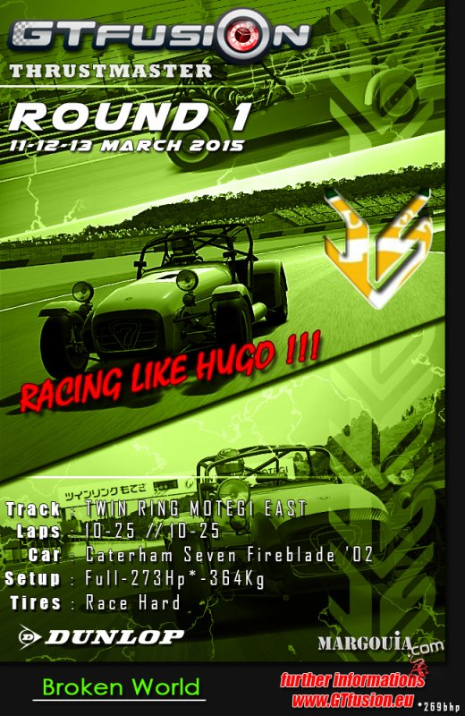 GTfusion Gran Turismo World Championship