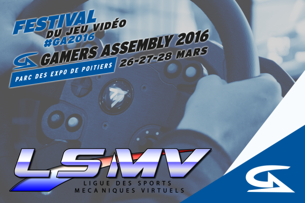 Gamers Assembly 2016 Poitiers