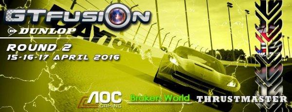GTfusion - Gran Turismo World Championship - Round 2 2016