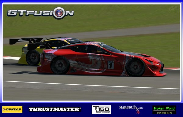 GTfusion - Gran Turismo World Championship - Round 3 2016 - Training Pictures