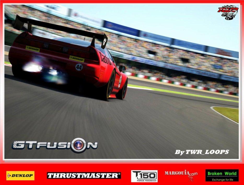 GTfusion Round 6 2016 - Gran Turismo World Championship- Training Pictures