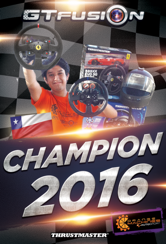 GTfusion Champion 2016