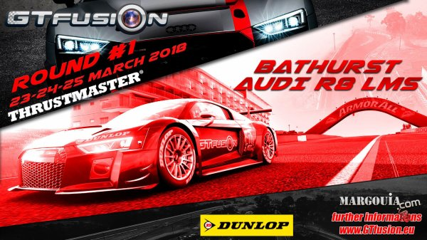 GTfusion Round 1 2018