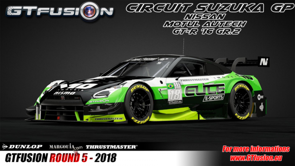 GTfusion Round 5 2018