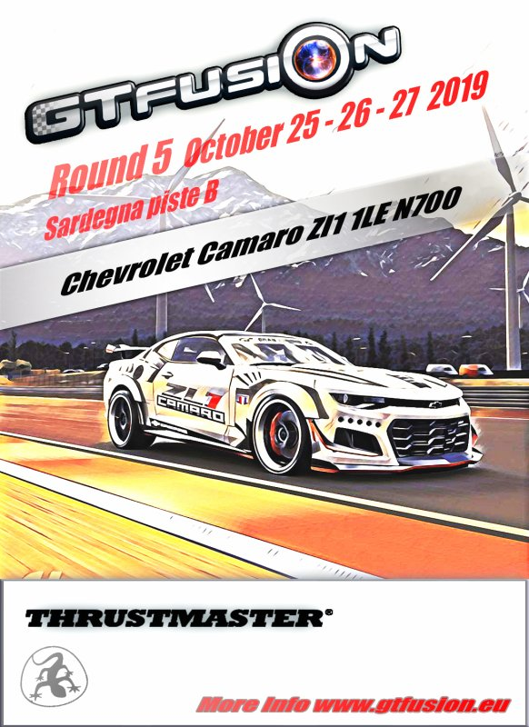 GTfusion Round 5 2019